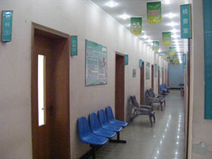 二楼检验室
